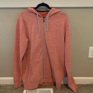 NWOT O'Neill Coral Zip Up Hoodie - Size Large
